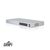 Ubiquiti UniFi 16 Port Gigabit PoE Switch | US-16-150W | Network Warehouse