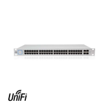 Ubiquiti UniFi 48 Port Gigabit PoE Switch | US-48-500W - Network Warehouse