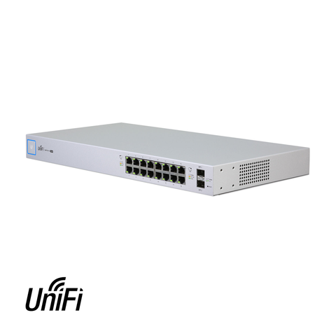 Ubiquiti UniFi 16 Port Gigabit PoE Switch | USW-16-POE | Network Warehouse