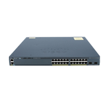 Cisco Catalyst 2960XR 24 Port Gigabit Switch | WS-C2960XR-24TD-I - Network Warehouse