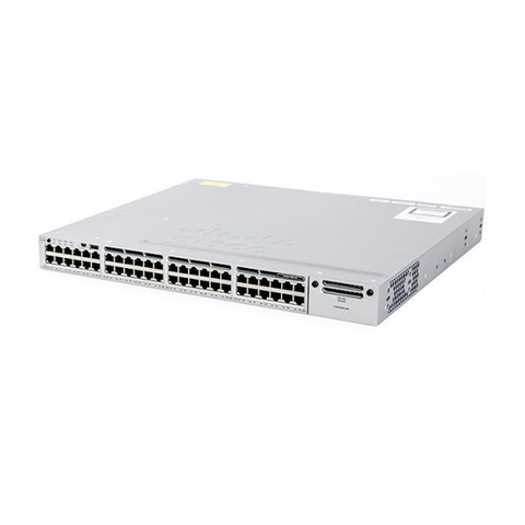 Cisco Catalyst 3850 48 Port Gigabit PoE Switch | WS-C3850-48P-S - Network Warehouse