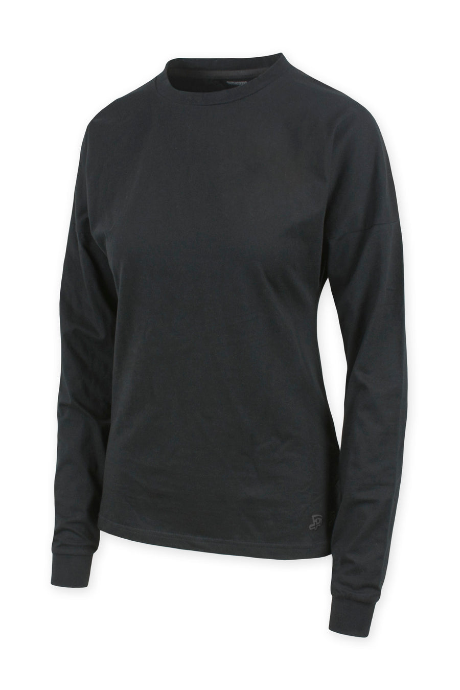 Silver Long Sleeve Shirt