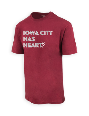 American Heart Iowa City SS Shirt