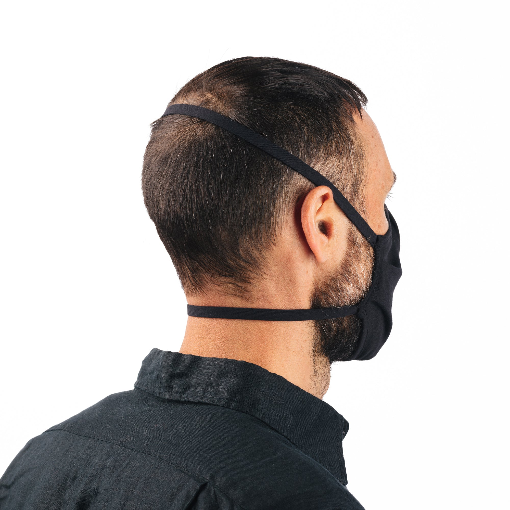 The RUN Mask in Black