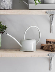 INDOOR WATERING CAN - CHALK