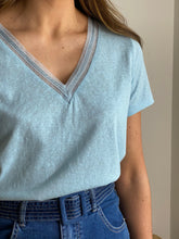 Load image into Gallery viewer, BLUE T SHIRT