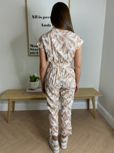 Load image into Gallery viewer, LEAF JUMPSUIT