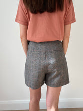 Load image into Gallery viewer, CHECK SKORT