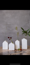 Load image into Gallery viewer, LITTLE GARDEN HOUSE VASES
