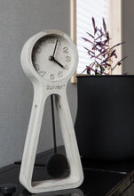 Load image into Gallery viewer, CONCRETE PENDULUM CLOCK