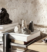 Load image into Gallery viewer, VULCA MINI VASE - OFF WHITE STONE