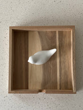 Load image into Gallery viewer, NAPKIN HOLDER ACACIA WOOD