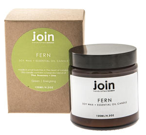 FERN LUXURY CANDLE SMALL