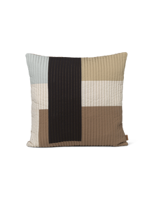 SHAY QUILT CUSHION - DESERT