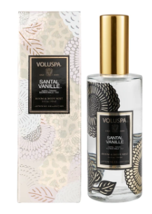 Voluspa Santal Vanille Room/Body Mist