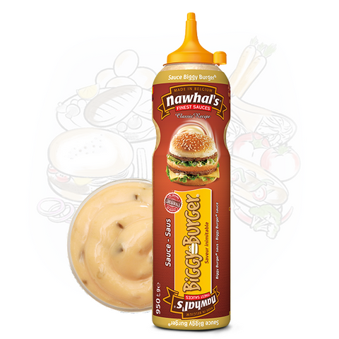 Sauce Nawhal's Biggy Burger® 950ml