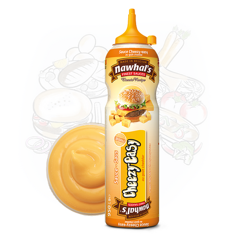Cheezy Easy® au goût cheddar 950ml