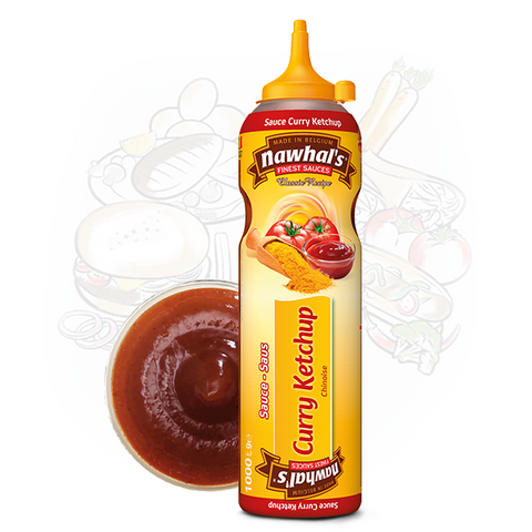 Sauce Nawhal's Curry Ketchup 950ml