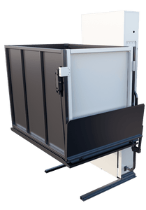 "Commercial Trus-T-Lift Wheelchair Lift (28"" or 52"" Lifting Height)"