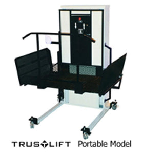 RAM Portable Wheelchair Lift