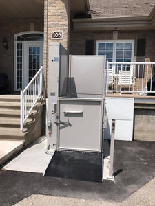 Hercules 750 Commercial Wheelchair Lift - Quick Ship
