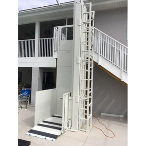 Outdoor Commercial Wheelchair Lift
