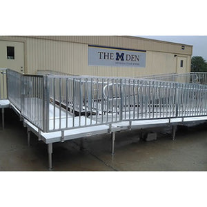 Commercial Modular Ramps