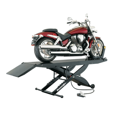 Forward Motorcycle Lift