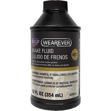 Carquest DOT 3 Brake Fluid