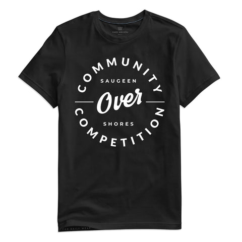 Community Over Competition T-Shirt