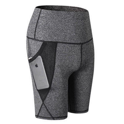 Women's Fit-B Compressed Shorts - fitnessbudget