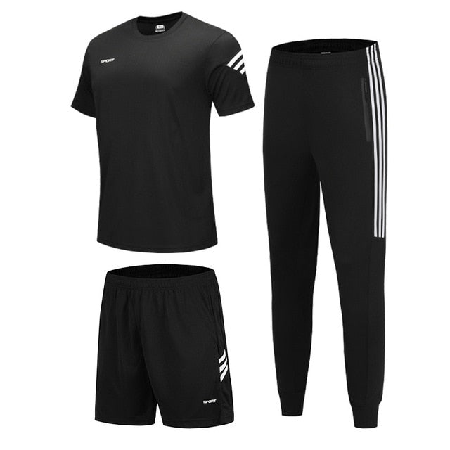 Men's Fit-B Football Style Set - fitnessbudget