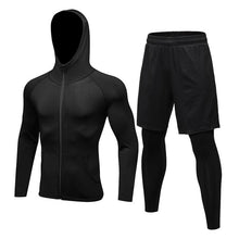 Load image into Gallery viewer, Men's Fit-B 2 Piece Running Set - fitnessbudget