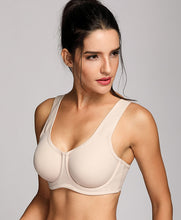 Load image into Gallery viewer, Women's Fit-B Max Control Sports Bra - fitnessbudget