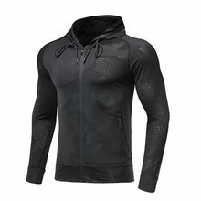 Load image into Gallery viewer, Men's Fit-B Workout Hoodie - fitnessbudget