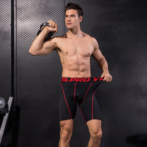 Men's Fit-B Compression Shorts - fitnessbudget