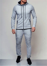 Load image into Gallery viewer, Men's Fit-B Casual Tracksuit - fitnessbudget