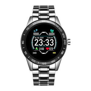 Fit-B Casual Smart Watch - fitnessbudget