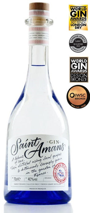 Saint Amans Gin: Spirit of competition