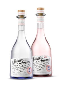 Saint Amans Gin Duo