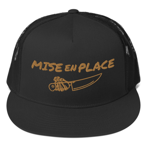 MISE EN PLACE Mesh Cap - Chef way