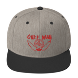 Snapback CHEF WAY LOGO - Chef way