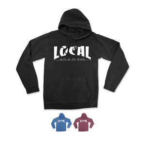 Thrasher Local Hoodie