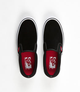 Vans Slip On Pro - Black/White