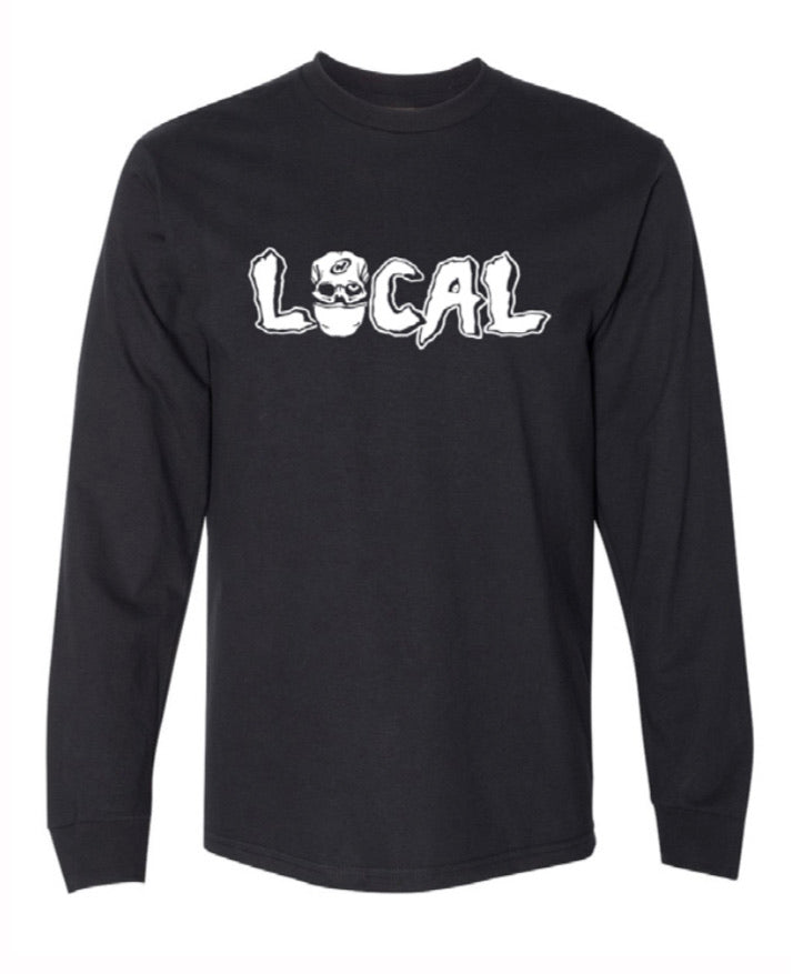 Local Mask Long Sleeve T-Shirt