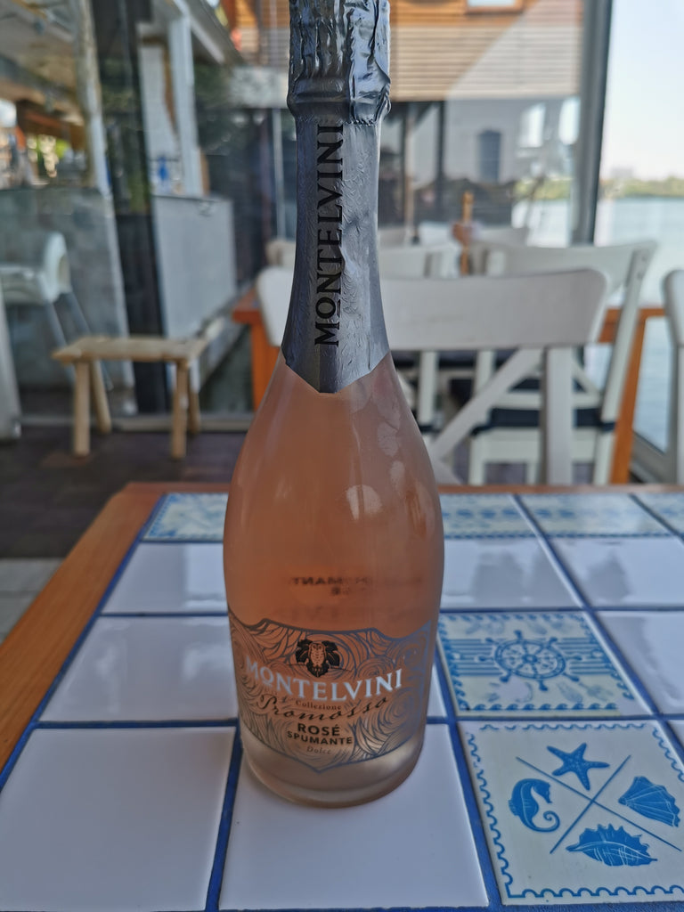MONTELVINI PROSECCO ROSE 750 ML