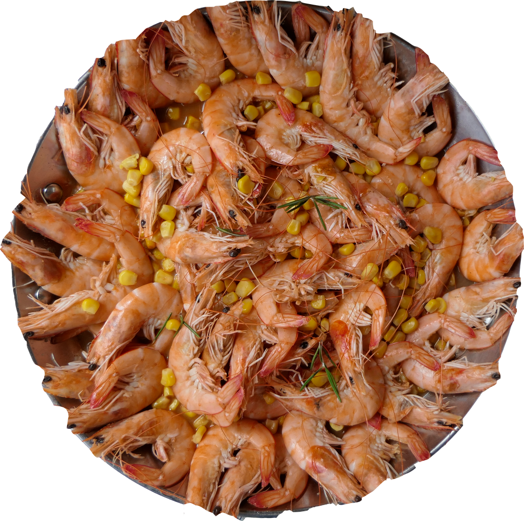 SHRIMP BUCKET 600 G