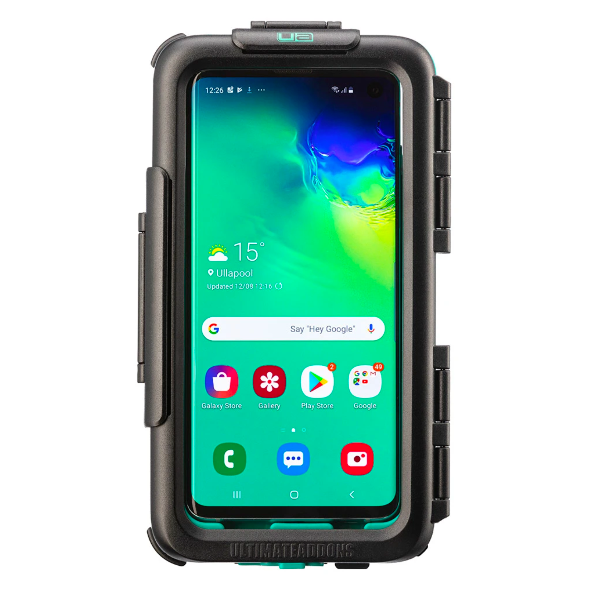 Ultimate Addons Galaxy S10 Plus Tough Waterproof Case