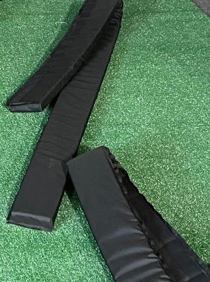 Frame Pads, side and top foam mini-pads