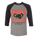 CForce Baseball Raglan